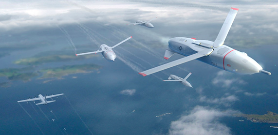 Royaume-Uni : Des drones en essaim déployés en 2019 ?