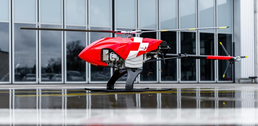 Suisse : des drones pour les missions de recherche et sauvetage – Air&Cosmos