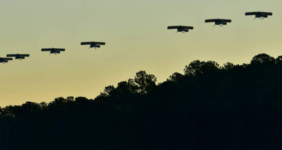 L'US Army souhaite pouvoir mettre en œuvre des essaims de drones – Air&Cosmos