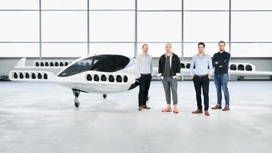 Lilium dévoile son nouveau prototype de taxi aérien – Air&Cosmos