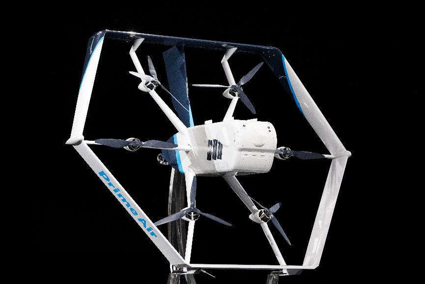 Amazon renforce la sécurité de ses drones pour les services de livraison – Apps&Drones