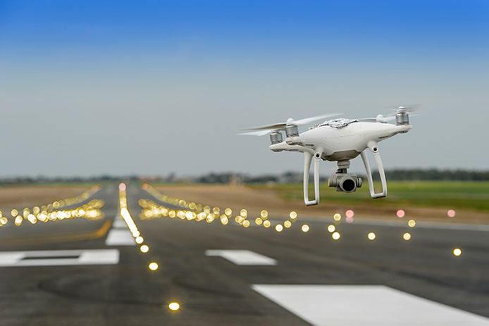 Anti-drones : Raytheon et Black Sage s'associent – Apps&Drones