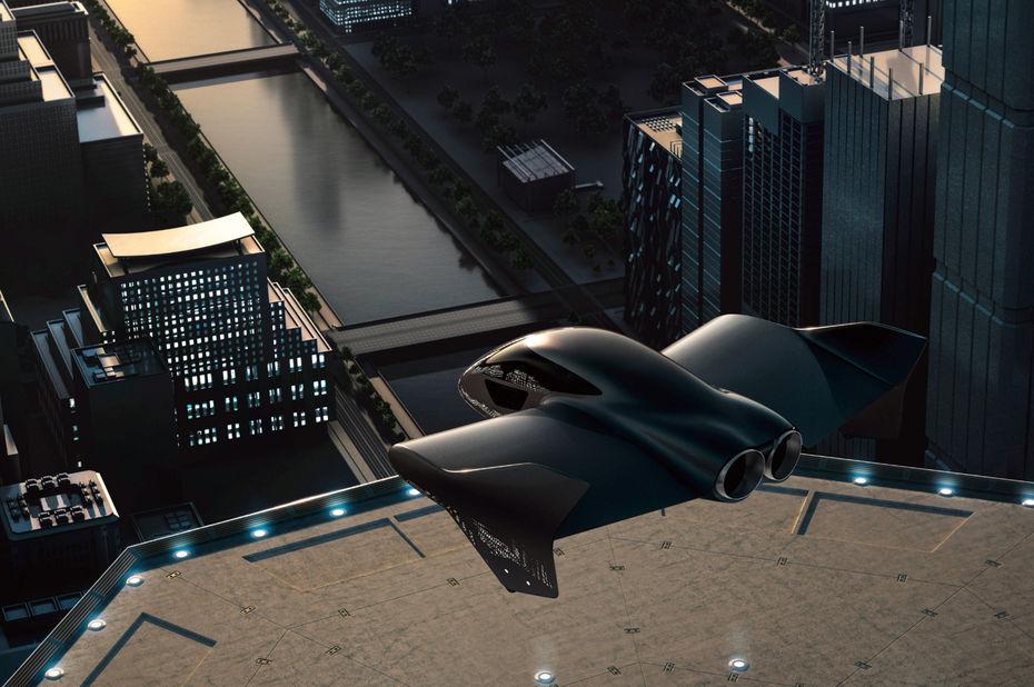 Porsche et Boeing planchent, eux aussi, sur un concept de voiture volante