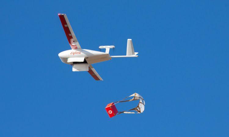 Zipline se prépare à de nouveaux largages aériens d'approvisionnement médical en Israël pour 2021