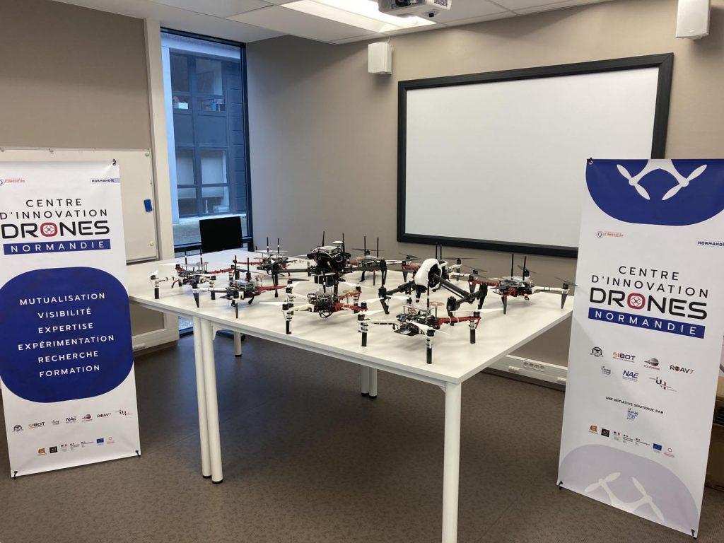 Devenir membre du CIDN - Drones Normandie